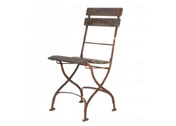 Sedia Bistrot legno/ferro