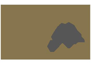 Stender in acciaio inox con ruote - misere 170 cm